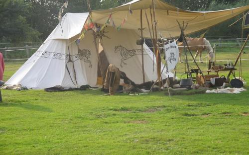 Das Lager der Bow-Rider