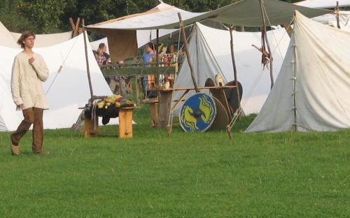 Das Lager vom Friisk Folk