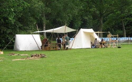 Der Lagerbereich